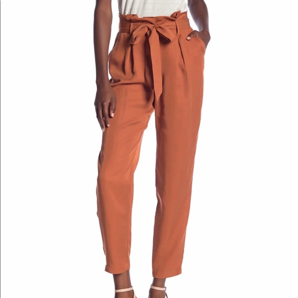 Pants - Brand new paper bag trousers!